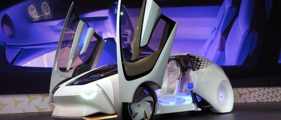 Toyota Concept-i Gallery