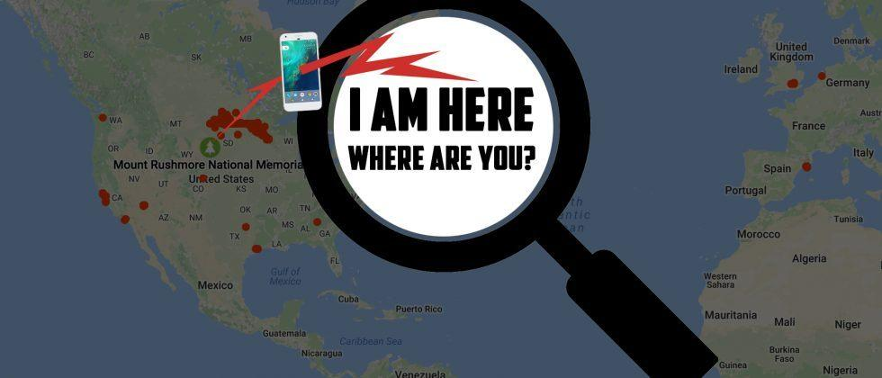 Can my phone be tracked?