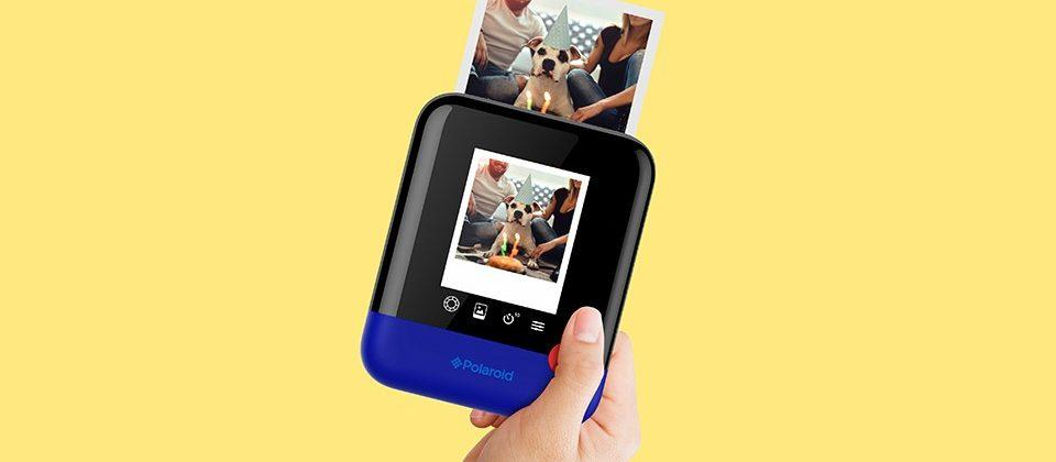 Polaroid Pop Instant Digital Camera spits out small printed photos