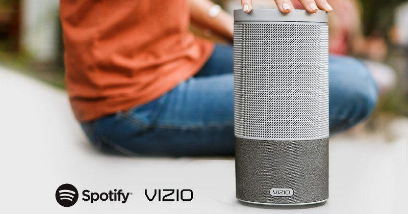 VIZIO Crave 360, Crave Pro speakers get some Spotify love