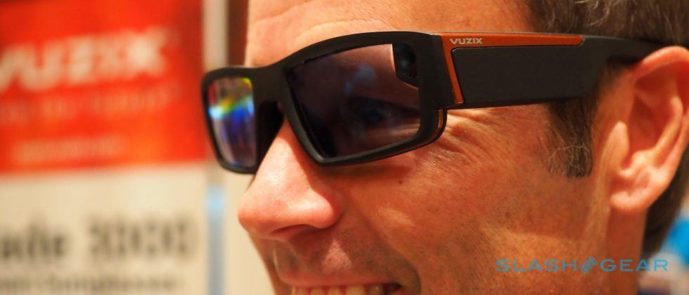 Vuzix Blade 3000 smart glasses hands-on: Spectacles' less-dorky cousin