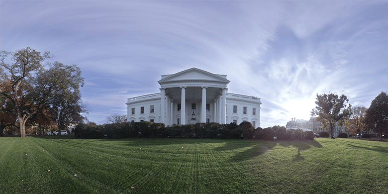 You can now take a virtual reality tour of the White House