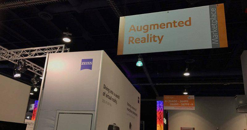 Apple, Carl Zeiss tipped to be working on AR glasses