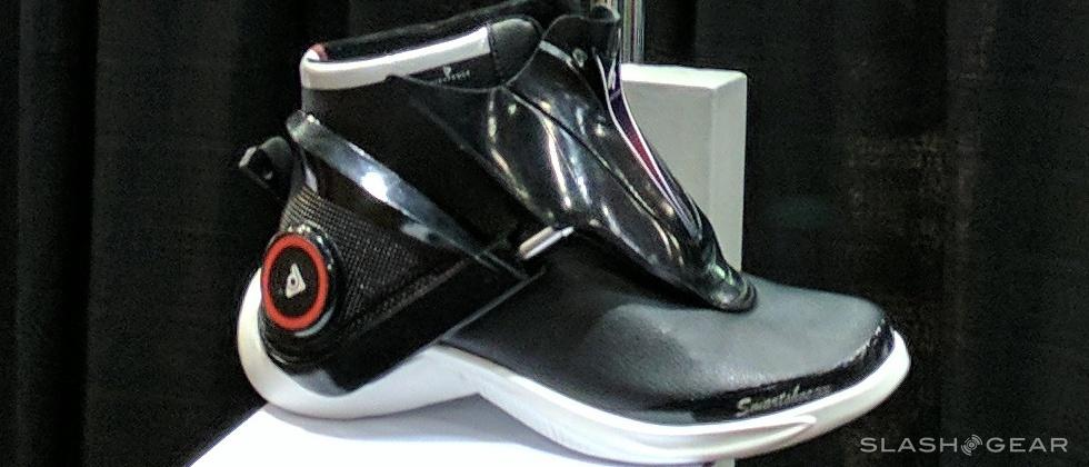 Zhor-Tech self-lacing smart shoes hands-on: one-upping Marty McFly