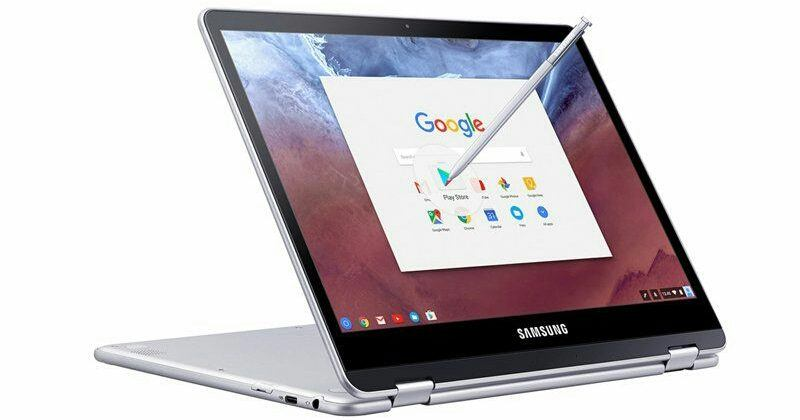 Samsung Chromebook Pro could have insane 8 or 16 GB RAM