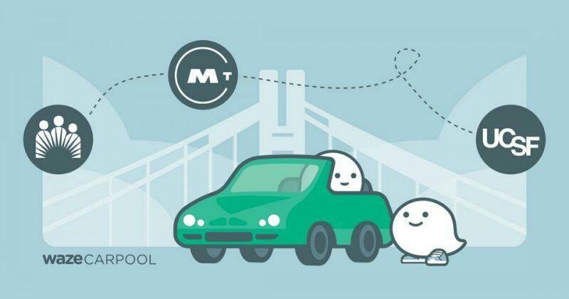 Waze Carpool expands, isn't competing with Uber, Lyft