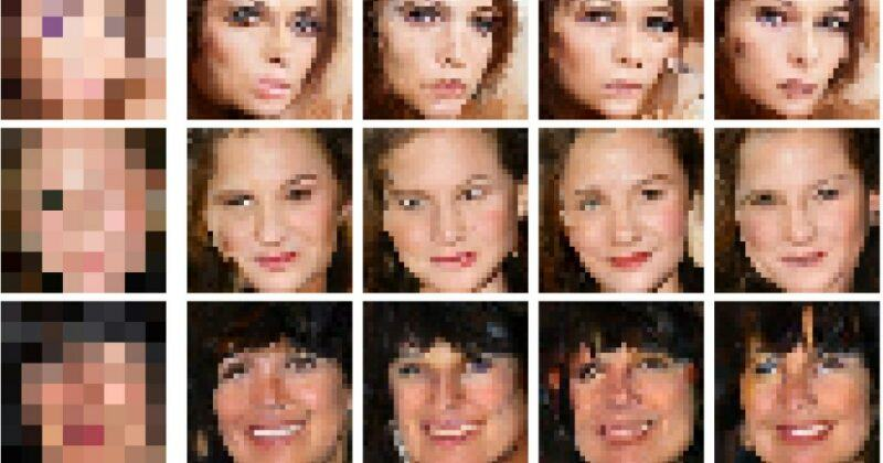 """Google Brain algorithm makes """"zoom in, enhance"""" almost real"""