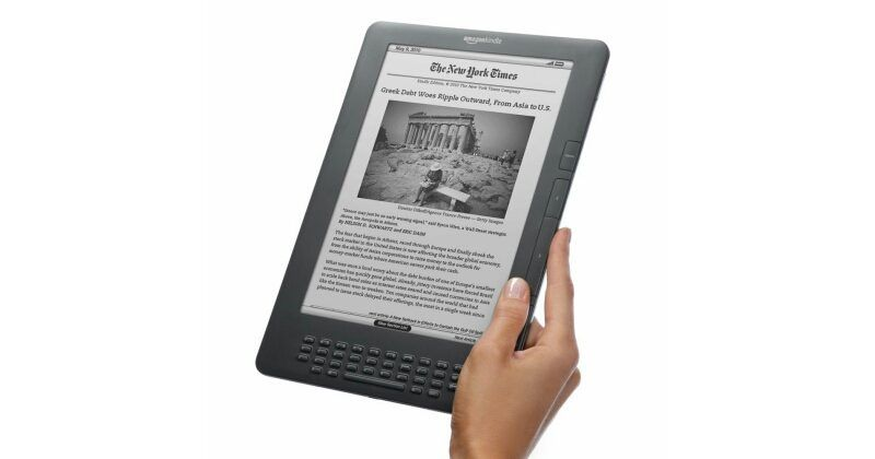 Amazon Kindle 1st, 2nd gen can no longer be registered [UPDATE]