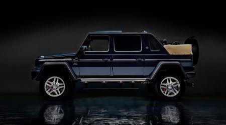 Mercedes-Maybach G 650 Landaulet Gallery