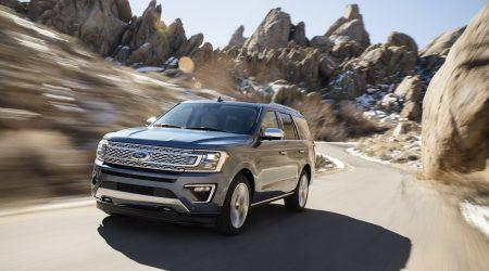 2018 Ford Expedition Gallery
