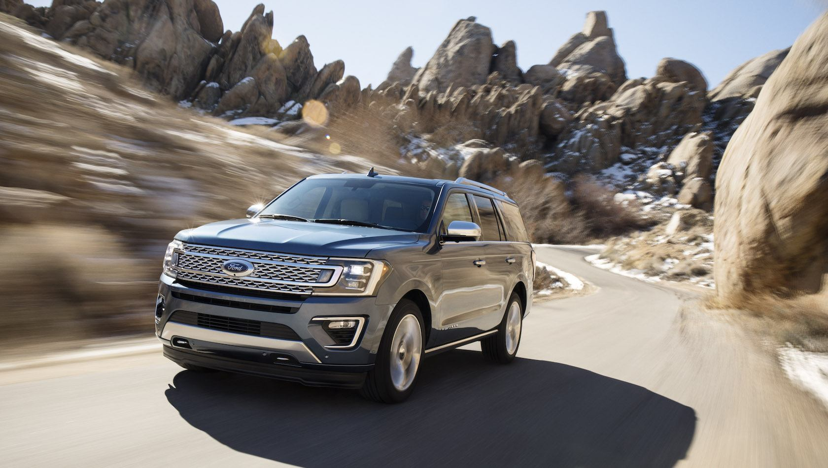 2018 Ford Expedition Gallery - SlashGear