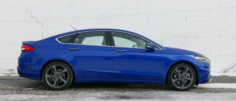 2017 Ford Fusion Sport Review Blue Oval Q Ship Cancels Mid Size Family Sedan