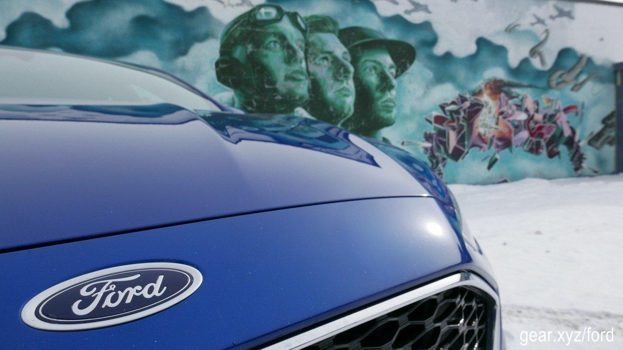 2017 Ford Fusion Sport Review: Blue Oval Q ship cancels mid