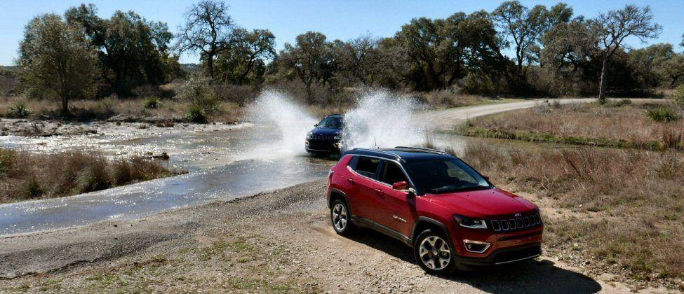 2017 Jeep Compass First Drive: All-new compact SUV has off-road cred