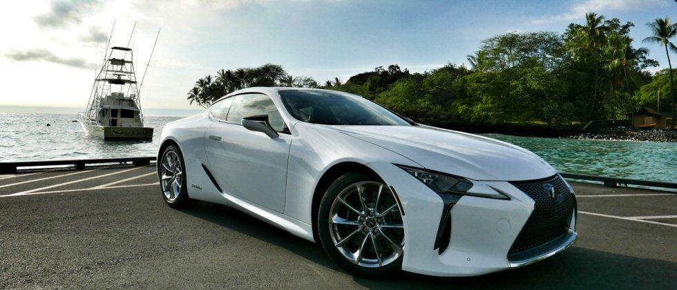 2018 Lexus LC 500 First Drive: Ground-breaking luxury coupe lets Lexus find its soul