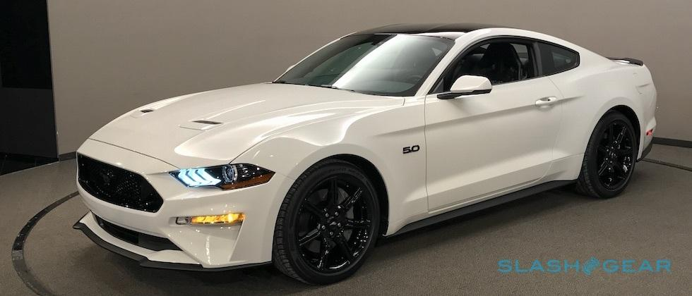 2018 Ford Mustang Gt >> 2018 Ford Mustang Gt Photos Just Don T Do It Justice