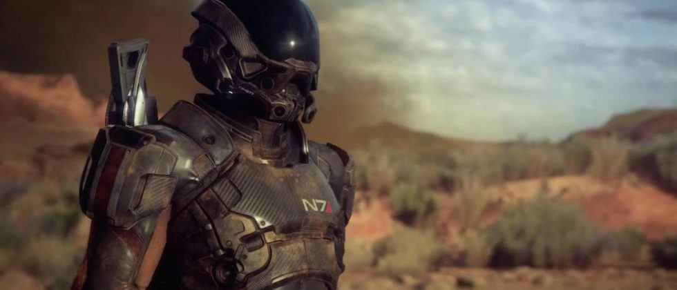 New 5-minute Mass Effect: Andromeda trailer features combat and abilities