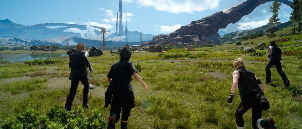 First Final Fantasy 15 DLC episode detailed, multiplayer on the way
