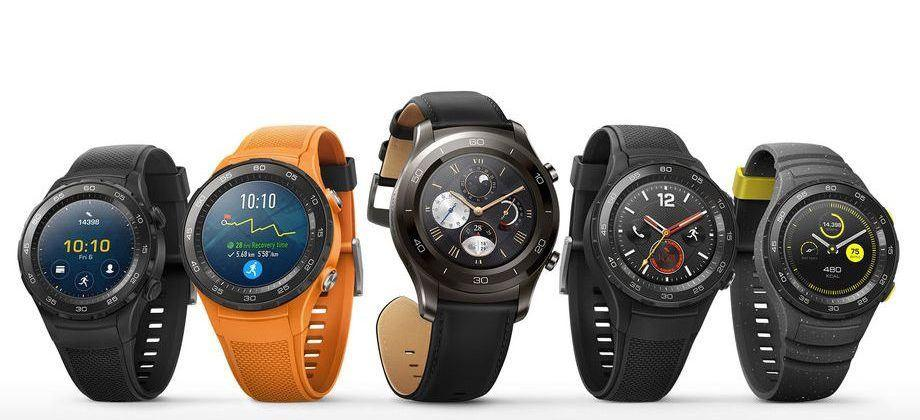 Huawei Watch 2 and Watch 2 Classic unveiled