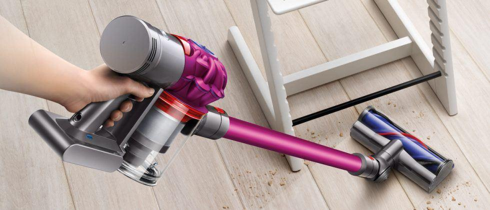 Dyson undercuts its flagship cordless with V8 Animal