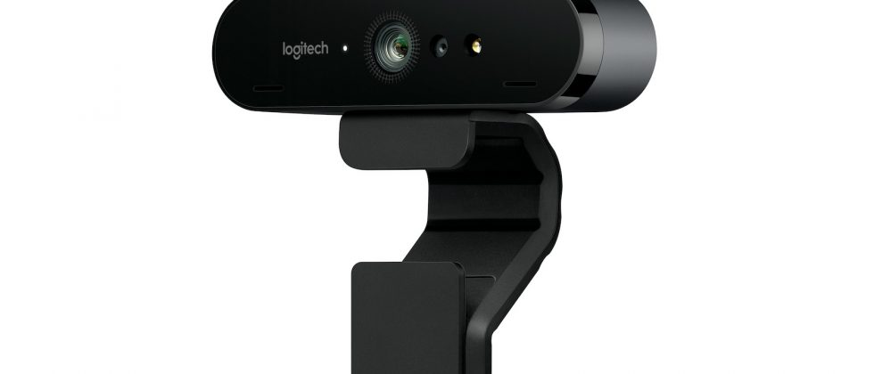Logitech BRIO 4K Pro Webcam packs HDR, Windows Hello