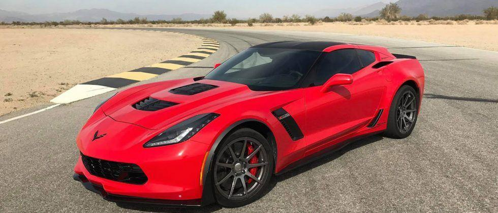 Give your Corvette a wagon look with Callaway's new AeroWagen mod