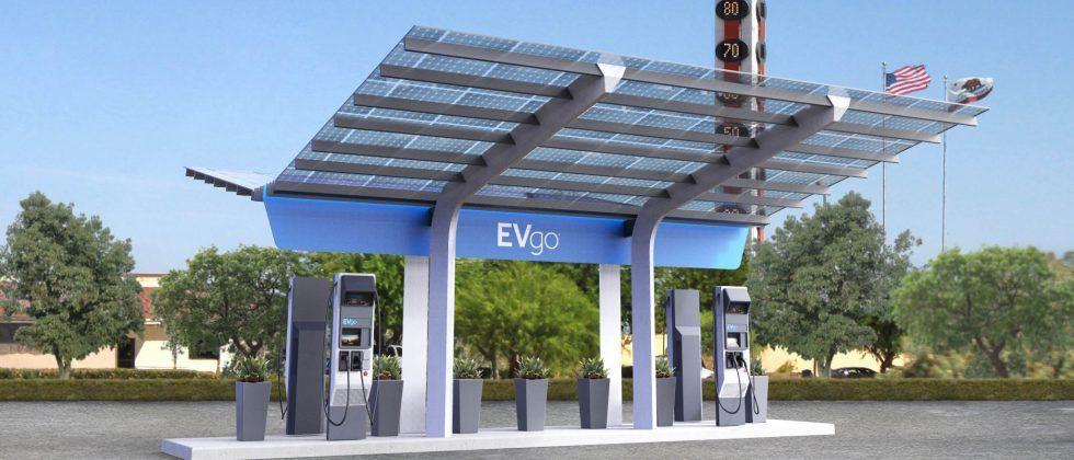 EVgo launches 150kW high-power fast charging station in California