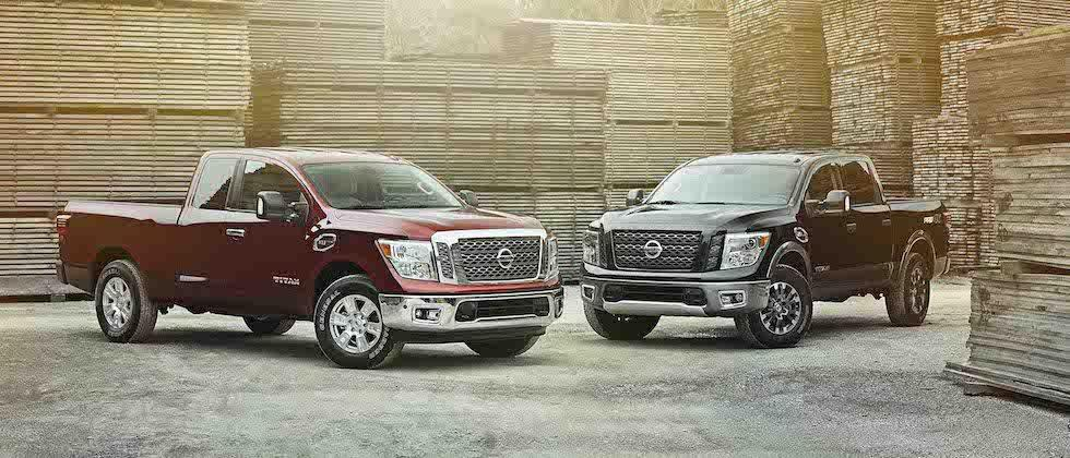 2017 Nissan Titan and Titan XD get a flexible King Cab option