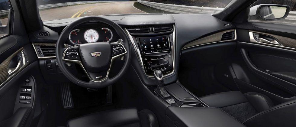 Cadillac's next-gen CUE gets Tesla-style updates, new UI