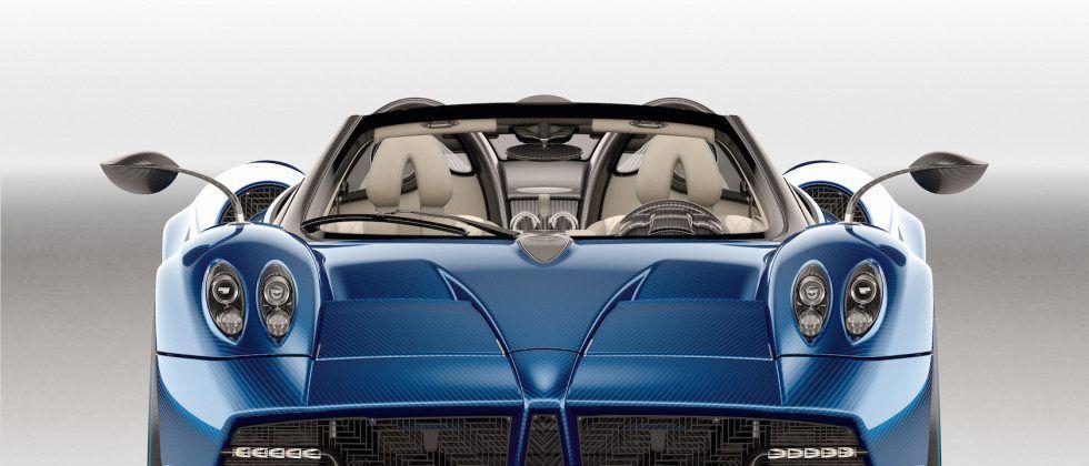 Pagani Huayra Roadster Gallery
