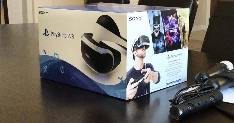 PlayStation VR sold 915,000 units, surprises even Sony