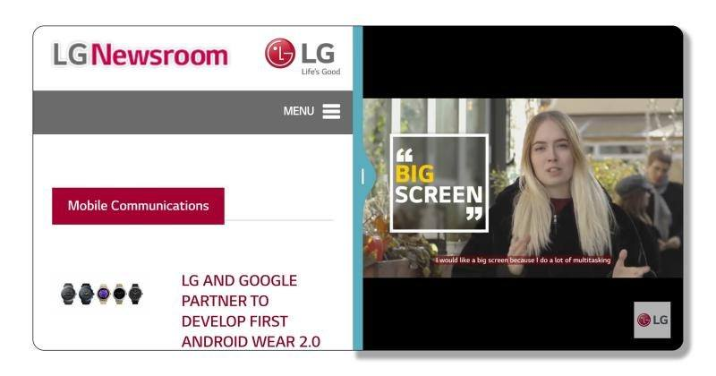 LG G6's UX 6.0 designed to exploit special 18:9 screen ratio