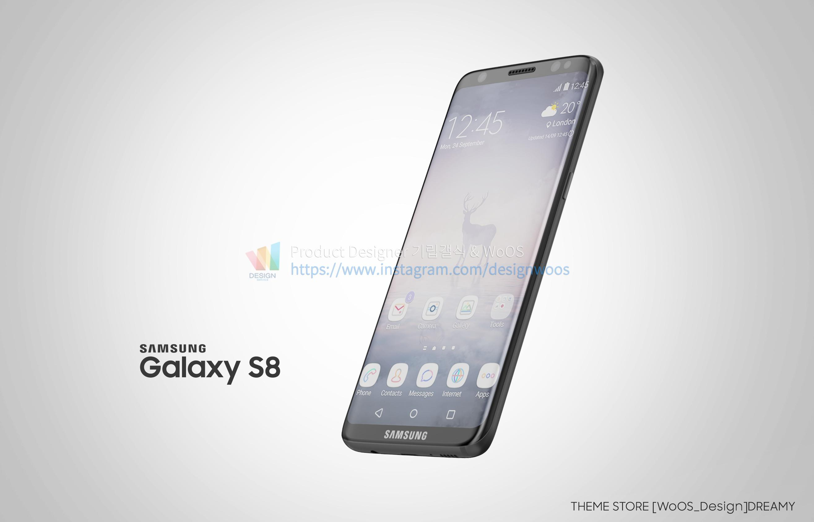 Samsung Galaxy S8 release date nears as