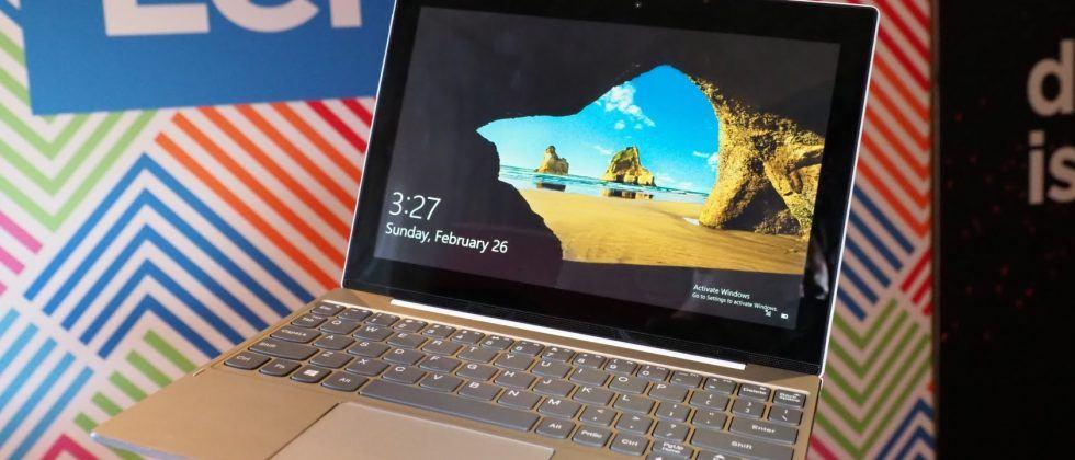Lenovo Yoga 520 and 720 convertible laptops are made for multi-taskers