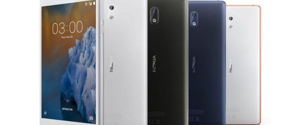 Nokia 6 / Nokia 5 / Nokia 3 Gallery