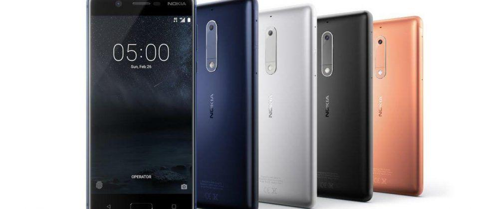 Nokia 5 and Nokia 3 join Nokia 6 in global Android launch