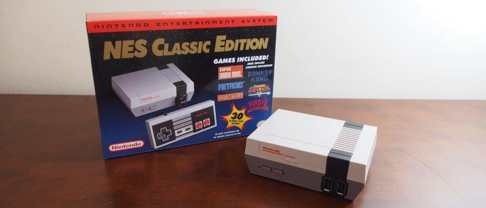 NES Classic Edition first impressions: Feels like the first time