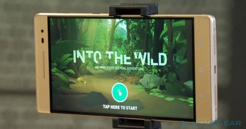 """Into the Wild"" hands-on: AR serving a higher purpose"
