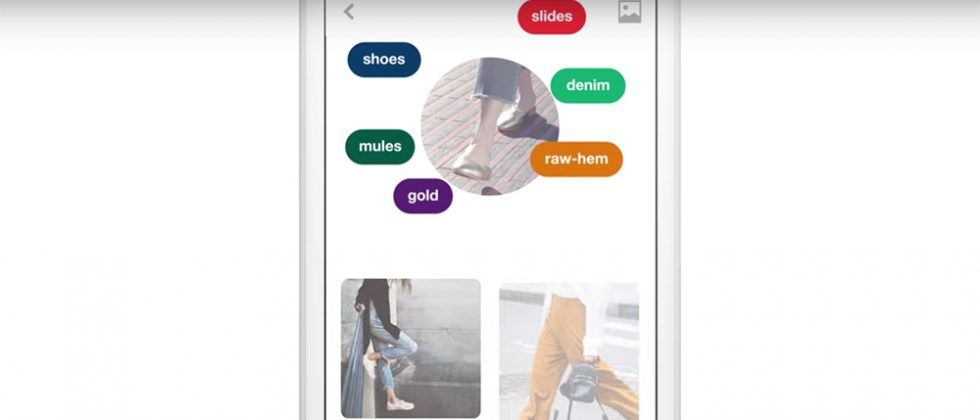 Pinterest Lens taps AI to power new visual search tool