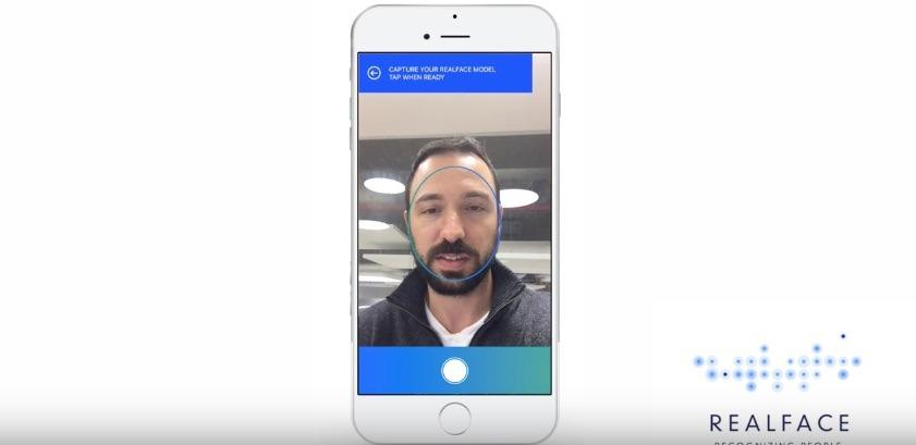 Apple acquires facial recognition firm RealFace
