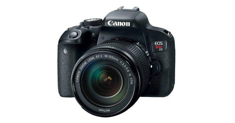 Canon EOS Rebel T7i, 77D put the focus on the Autofocus - SlashGear