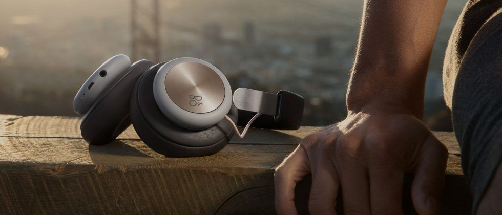 B&O's BeoPlay H4 wireless headphones are stunning