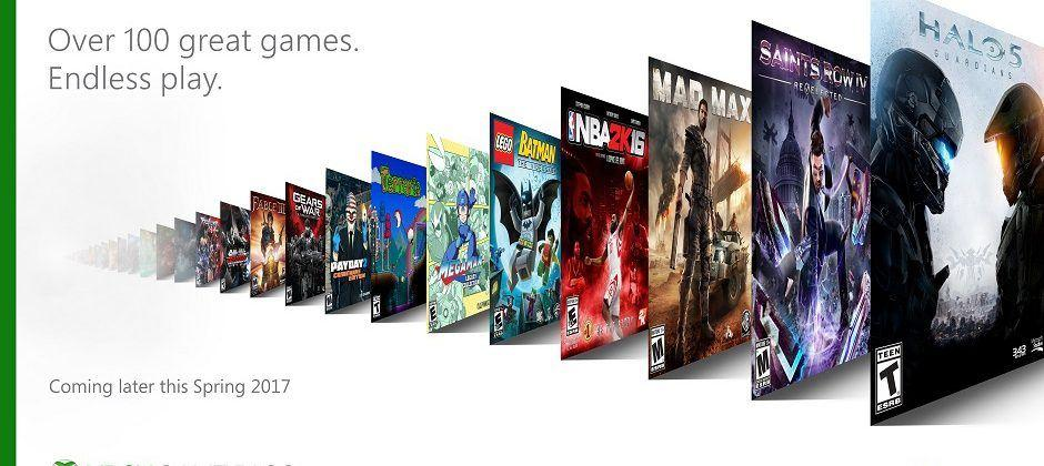 Xbox Game Pass takes the fight to PlayStation Now