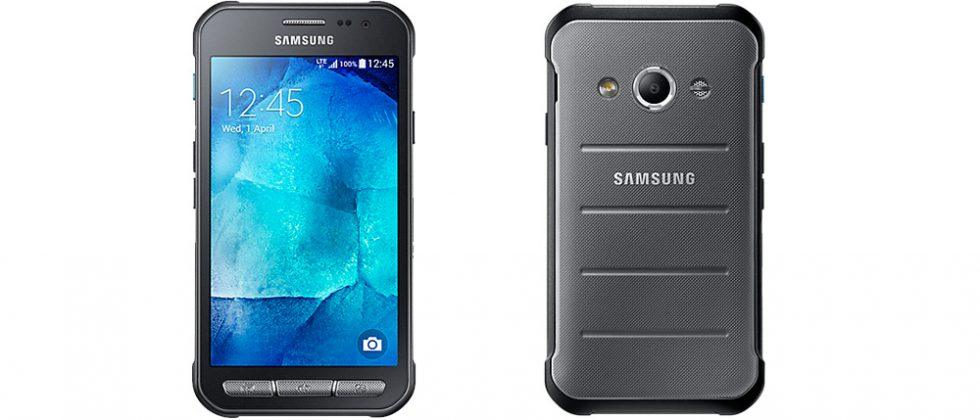 super popular 420ea ca13e Galaxy Xcover 4 rugged phone leaks with Exynos 7570 chipset - SlashGear