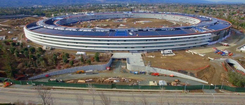 Apple Campus 2 officially named Apple Park, will open its doors in April
