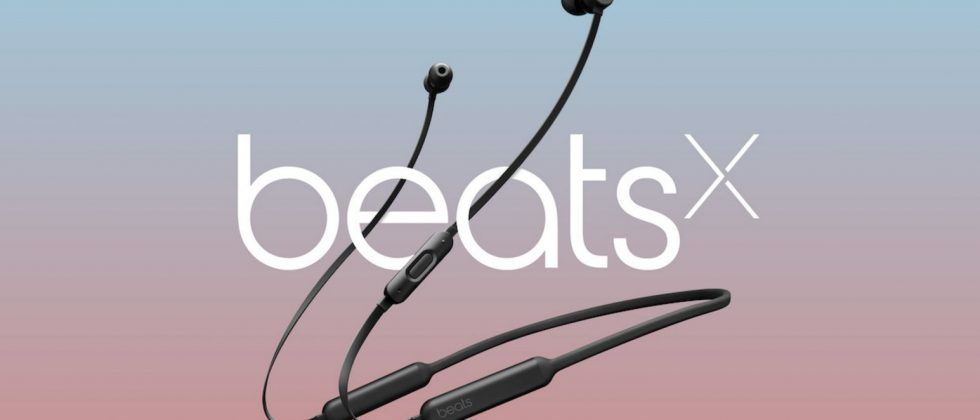 BeatsX Earphones are now available at last