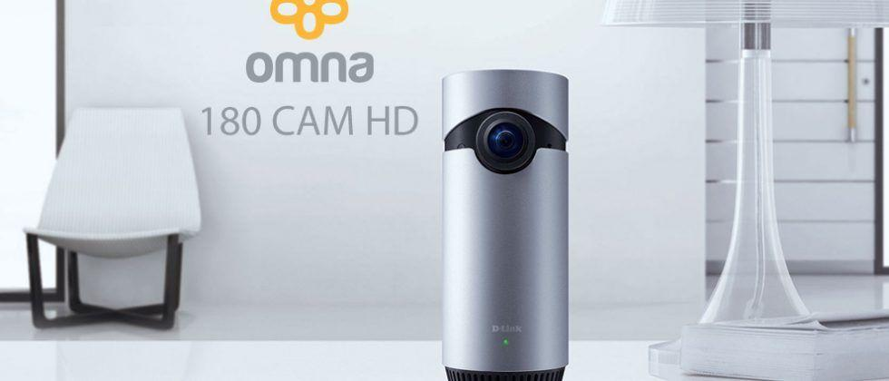 D-Link Omna 180 Cam HD now available from Apple