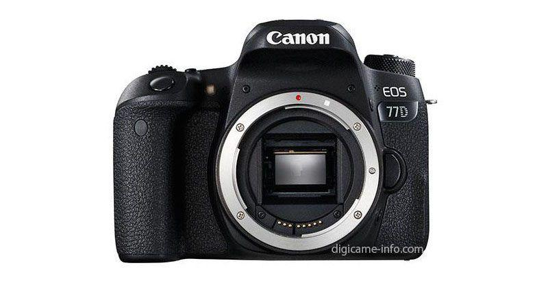 Canon EOS 77D, EOS 800D/Rebel T7i details leak out
