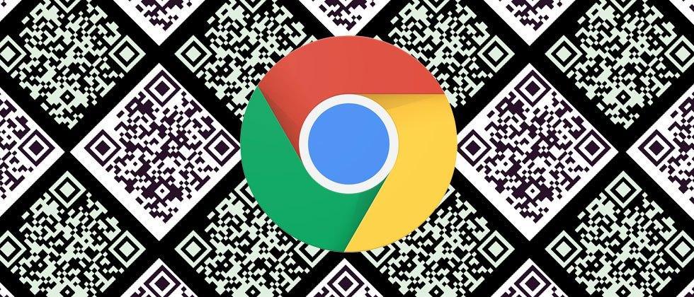 QR code scanner now built in to Chrome app - SlashGear