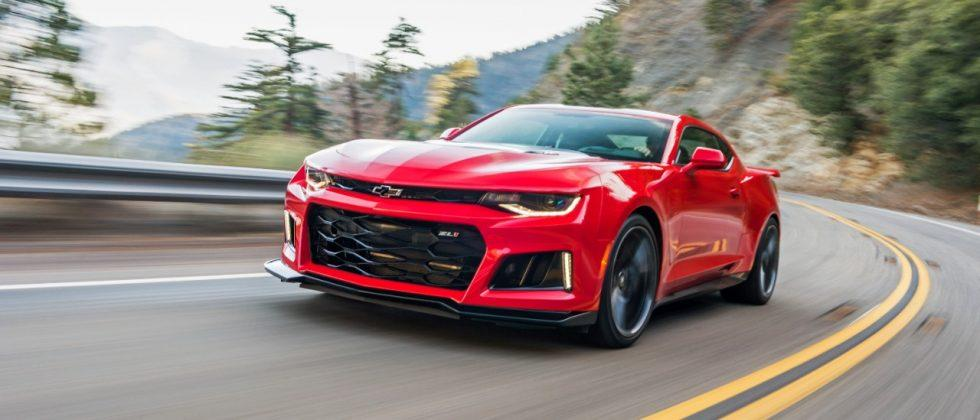 Chevrolet took the 2017 Camaro ZL1 to the track, and it's FAST